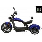 Scuter electric Scootico E6.2KW/45 - Albastru
