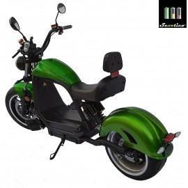 Scuter electric Scootico E6.2KW/45 - Verde